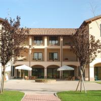 Hotel Conteverde, hotell i Montecchio Emilia