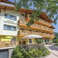 Landhotel Oberdanner, hotelli Saalbachissa