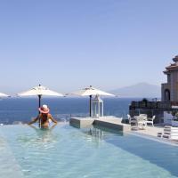 Hotel Corallo Sorrento, hotell i Sant'Agnello