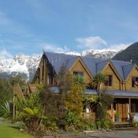 Fox Glacier Lodge, hotel in Fox Glacier