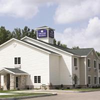 Cobblestone Inn & Suites - Brillion, hotel in Brillion