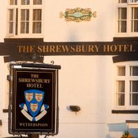 The Shrewsbury Hotel Wetherspoon, hotel in Shrewsbury