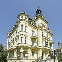 Hotel Mignon, отель в Карловых Варах