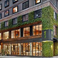 1 Hotel Central Park, מלון ב-סנטרל פארק (מרכז העיר), ניו יורק
