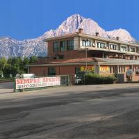 Residence La Piscina, hotel a Isola del Gran Sasso d'Italia