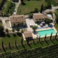 agriturismo villaggio green, отель в городе Монтефалько