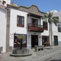 Apartamentos La Fuente, hotel a Santa Cruz de la Palma