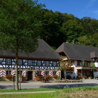Schwarzwaldgasthof Hotel Schlossmühle, hotel in Glottertal