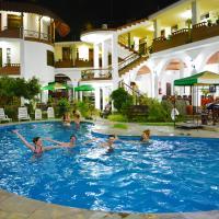 Hotel Alegria Nasca
