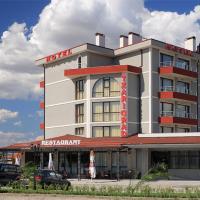 Tsarigrad Hotel, hotel in Pŭrvomay