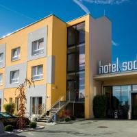 Hotel Süd art, ξενοδοχείο στο Γκρατς