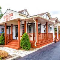 Cedar Lodge Motel, hotel em Goderich