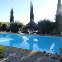 Mas D'Ange en Provence, Hotel in Les Taillades