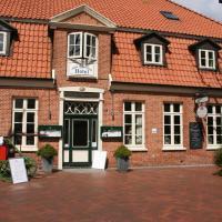 Hotel Altes Stadthaus, отель в городе Вестерштеде