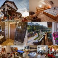 Privat Gazda Pension, hotel in Ždiar