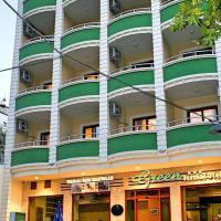 Green Thermal Hotel, отель в городе Гёкчедере