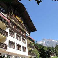 Hotel Eigerblick, отель в Гриндельвальде