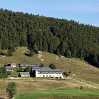 Hôtel Club Le Risoux, hôtel à Bois-d'Amont