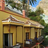 Hotel Jardín Concha, hotel en Valle Gran Rey