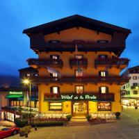 Hotel De La Poste, hotel a Cortina d'Ampezzo