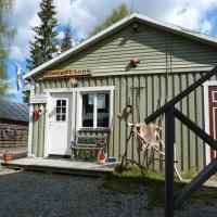 Skabram Camping & Stugby, hotel a Jokkmokk