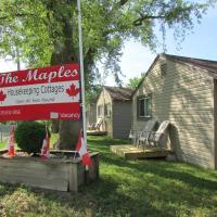 The Maples Cottages in Port Elgin, hotel em Port Elgin