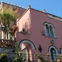 Hotel Villa Nettuno, hotel en Taormina