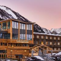 Marmotel & Spa, hotel in Pra-Loup