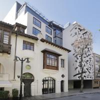 Hotel Cumbres Lastarria, hotel in Santiago