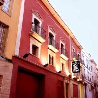 Hotel Baviera, hotel in Linares