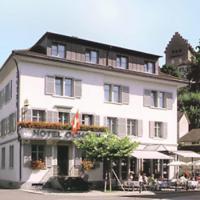 Hotel Restaurant Ochsen, отель в городе Устер