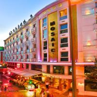 Viesnīca Mosaic Hotel Old City -Special Category Stambulā