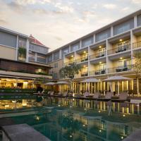 The Kana Kuta Hotel, отель в Куте