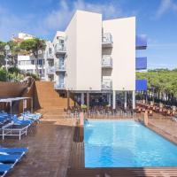 GHT S'Agaró Mar Hotel, hotel in Sant Feliu de Guíxols