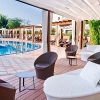 Hotel Florida Park, hotel in Santa Susanna