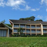 Tiki Hôtel, hótel í Punaauia