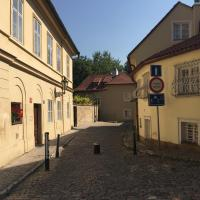 Apartments at the Golden Plough, hotel in Hradcany, Prague