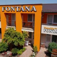 Penzión FONTÁNA, hotel v Podhájskej