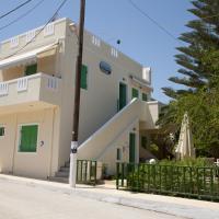 Mirtini Apartments, hotel in Myrtos