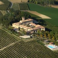 Castello di Razzano, The Originals Relais (Relais du Silence), hotell i Alfiano Natta