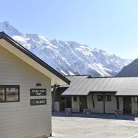 Aoraki Court Motel, hotel in Mount Cook Village