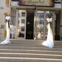 Hamlet Hotel, hotel din Bacău