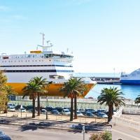 Hotel Riviera, hotel in Bastia