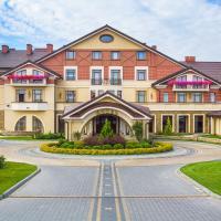 Panska Gora: Lviv'de bir otel