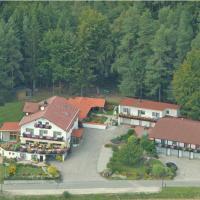 Landhotel Waldesruh, hotel in Furth im Wald