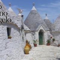 Trullo Sereno Angelo, hotel a Locorotondo