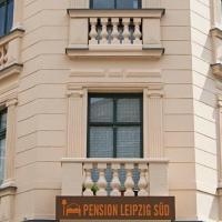Pension-Leipzig-Süd, hotel in Südvorstadt, Leipzig