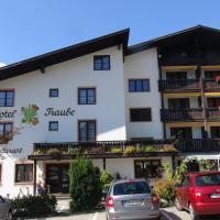 Hotel Traube, hotel in Sankt Gallenkirch
