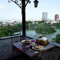 Centre Point Hanoi Hotel – hotel w mieście Hanoi