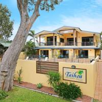 Taihoa Holiday Units Adults Only, hotel di South Mission Beach